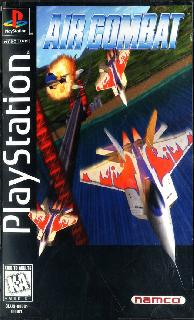 Screenshot Thumbnail / Media File 1 for Air Combat [U]